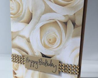 Happy birthday card, Happy birthday,handmade