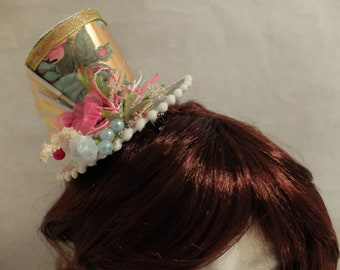 Afternoon Party Hat