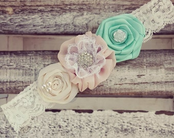 Something blue garter, wedding garter, bridal garter. lace garter, leg garter