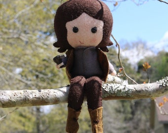 Jyn Erso, Rogue One, Rogue One Doll, Star Wars, Star Wars Rogue One, Star Wars Doll, Star Wars Art, Star Wars Baby, Rogue One Art