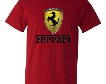 Ferrari Antique Red T-Shirt