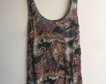 Retro Beach Dress
