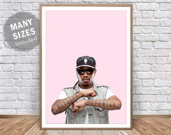 Future Rapper Future Print • Future Rapper Poster Rapper Poster Future Hendrix Poster Hndrxx Rapper Print Future Poster Future Rapper Art