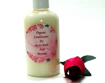Organic Conditioner, Choose your scent!, Hair Conditioner, All Natural Hair Conditioner
