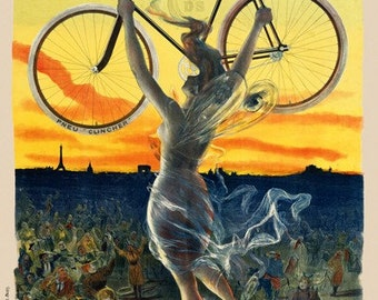 Rudge Bicycle Poster (#0264) 6 sizes