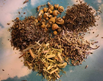 Sweet Relief Tea Blend for Anxiety and Sleep