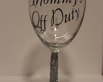 Unique Wine Glass