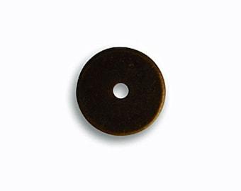 10 pcs Vintaj Natural Brass 10mm Standard Washer- Vintaj Brass Washer Jewelry Findings Craft Supplies Tools