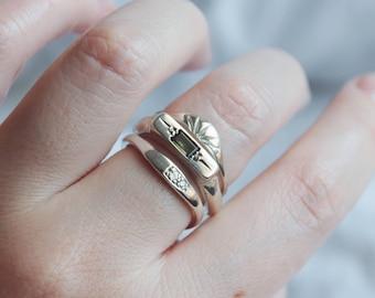 NEW// Horizon Ring