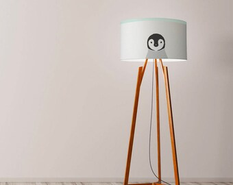 Penguin   Lamp Shade. Diameter 45 Cm (17.7 In). Ceiling Or Floor