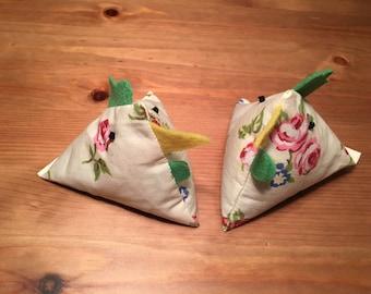 Pyramid Bean Bag Chickens