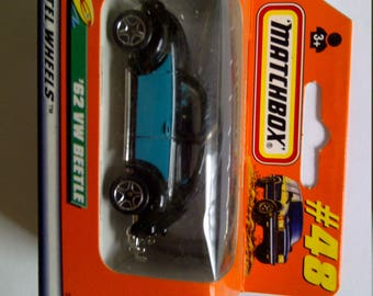 Matchbox VW Bug New in box
