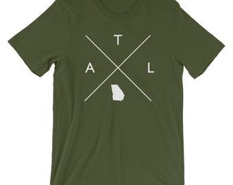 Atlanta Shirt - ATL Shirt - Georgia T Shirt