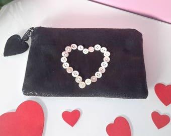"Collection ""Valentine"" heart Pocket"