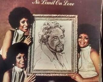 FOUR Vintage LP Barry White Albums!