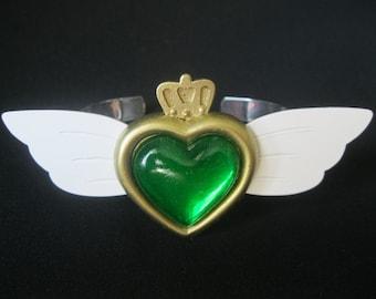Cute High Earth Defense Club Bracelets