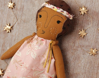 the Olive // heirloom doll