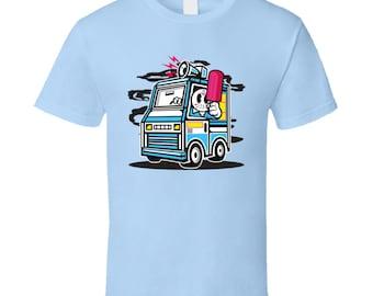 Ice Cream Truck T Shirt
