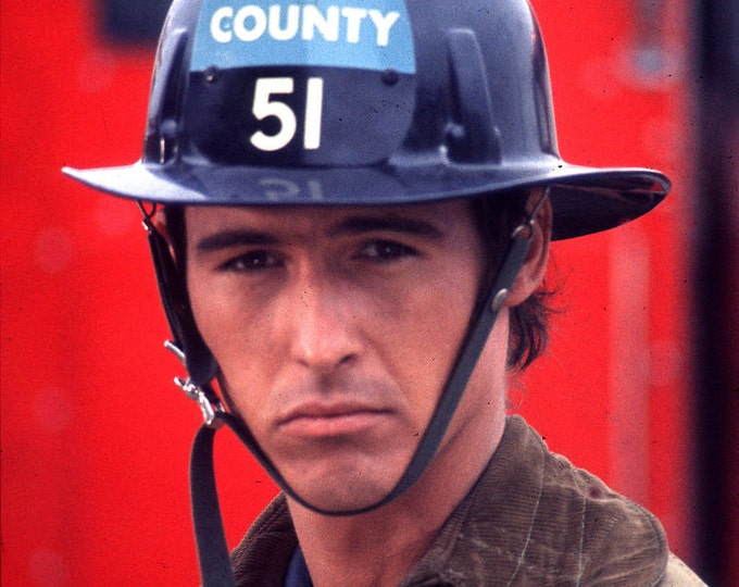 """Randolph Mantooth as """"Johnny Gage"""" in the NBC TV Series """"Emergency!"""" - 5X7 or 8X10 Publicity Photo (DA-481)"""