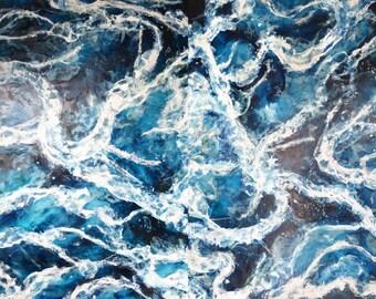 Scrambled Sea