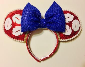 Lilo & Stitch - Ohana ears