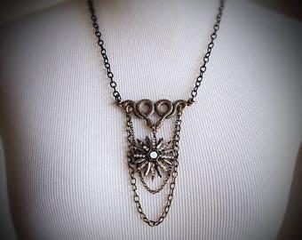 A Necklace for Morgan Le Fay