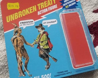 Unbroken Treaty Action Figure