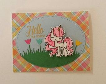 Unicorn Hello