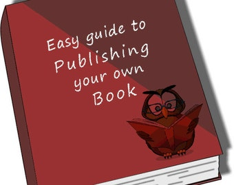 Self publishing how-to, Publish your book, diy book, ebook download, sell your book,  PDF Tutorial DOWNLOAD