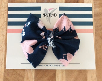 Bow tie fabric