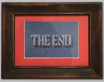 The End 1