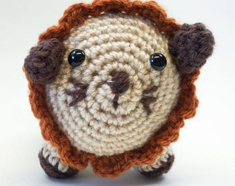 Crochet Lion Toy, Amigurumi Lion, Baby Gift, Toy for Baby, Gift for Child, Baby Shower Gift