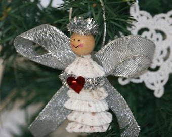 Cayman Christmas Shell Angel