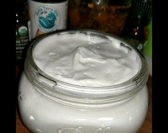 Whipped Body Butter - Mostly Organic!