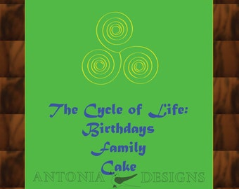 Celtic Birthday Cards