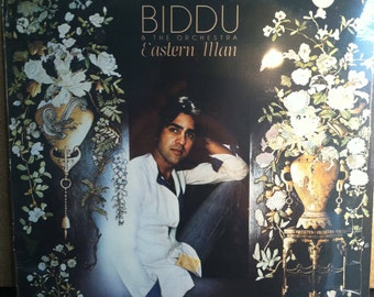 Biddu & Orchestra Easter Man Sealed Vinyl Soul Disco Record Album