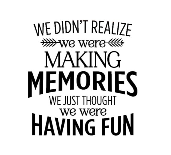 Pictures Make Memories Quotes