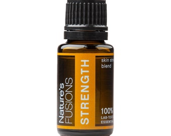 Strength - Extreme Sinus Essential Oil Blend 15 ml - 100% Pure