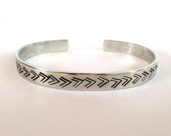 Tribal-  Cuff Bracelet