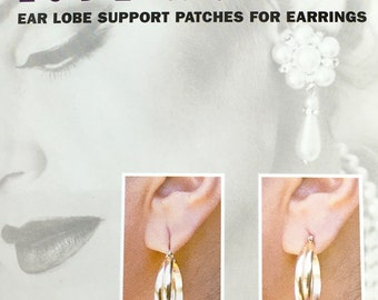 Lobe Wonder Ear Lobe Support Patches for Earrings