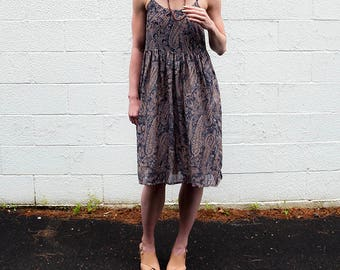 Klein Dress,  WOMENS PDF pattern and tutorial - sizes 00-16, sewing pattern - instant download