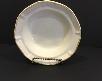 Vintage Shenandoah stoneware bowl, somerset, Jeannette, replacement, cereal, dish, decor, bowls, serving, stoneware, dishes,