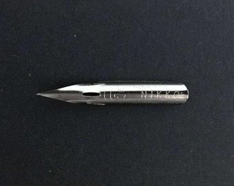 Nikko G Nib / Tachikawa G Nib , great for calligraphy practice use