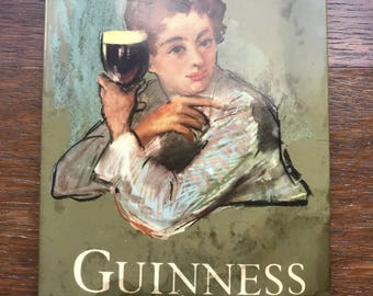 Genuine vintage Guinness advertising plaque - Guinness is good for you