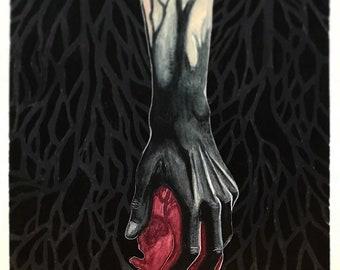 Bleeding heart