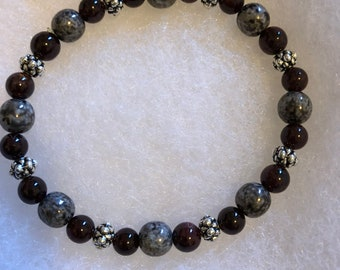 Reiki Infused Semiprecious Bracelets