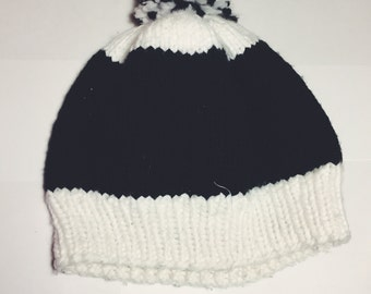 Fitted Knit Hat