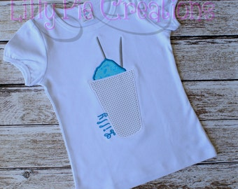 Snowball Shirt for Kids, Snow Cone Shirt, NOLA Kids Shirt, Shaved Ice Shirt, Boys Summer Shirt, Girls Summer Shirt, Made to Order