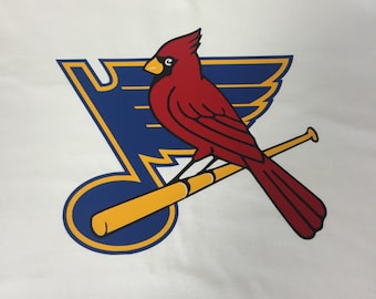 St Louis Cardinals and Blues Top