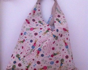 Tote Bag, Beach Bag, Baby Bag, Shopping Bag, Holiday Bag, Fold away Bag,